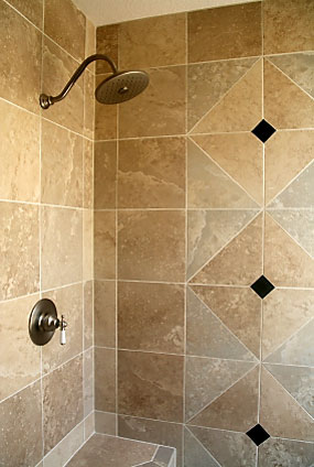 Tile Showers Designs Shower Stalls - Bathroom Shower Stall